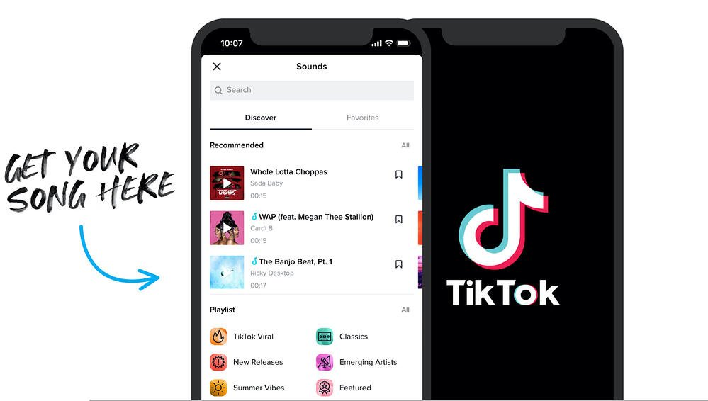 Get Your Song Free on TikTok-2
